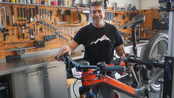 Montageanleitung Fahrrad