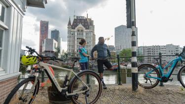 E-Bikes City